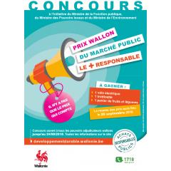 Rencontre en Wallonie autour des marchés publics responsables
