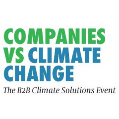 Companies vs Climate Change - The B2B Climate Solutions Event