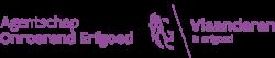 Logo van het agentschap Onroerend Erfgoed